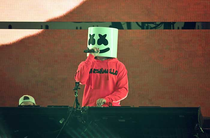 marshmello net worth 2021
