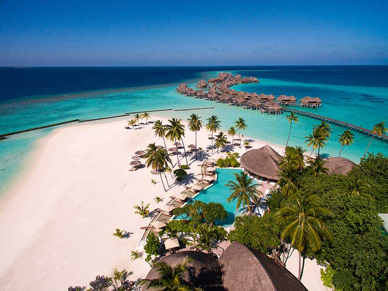 What is the best resort in Maldives?