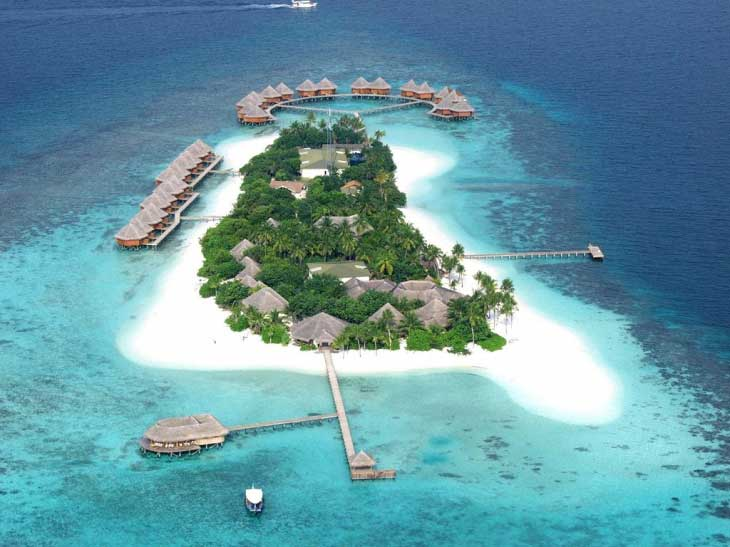 What island to stay in Maldives?