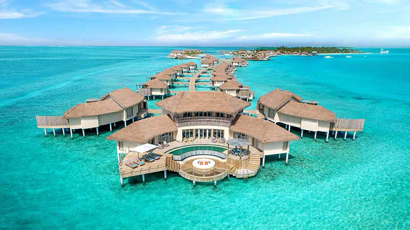 Which island to stay in Maldives?