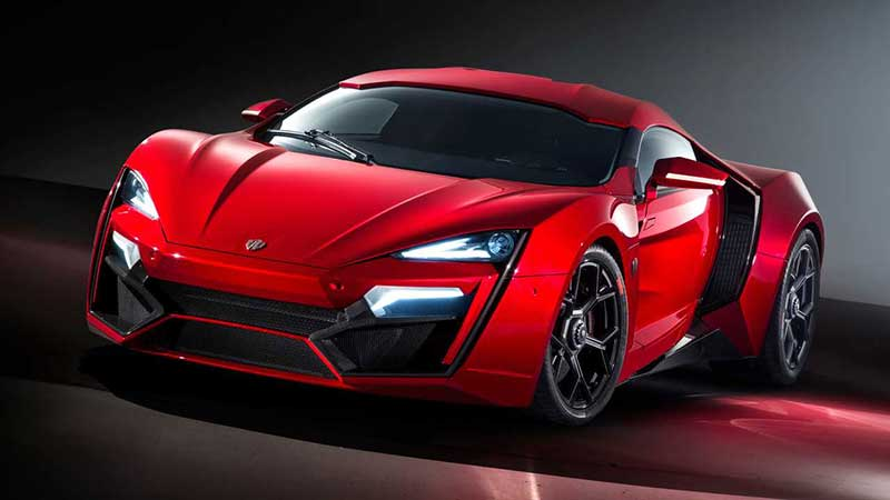 top 10 luxurious car in the world 2021