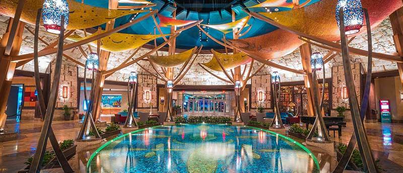 Luxury Casinos Considered Architectural Wonders