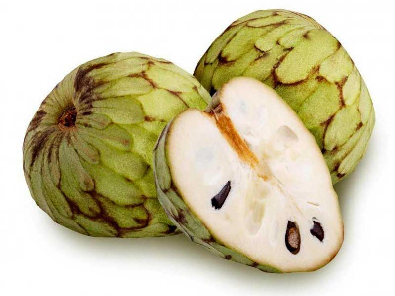 most expensive fruits in the world: cherimoya