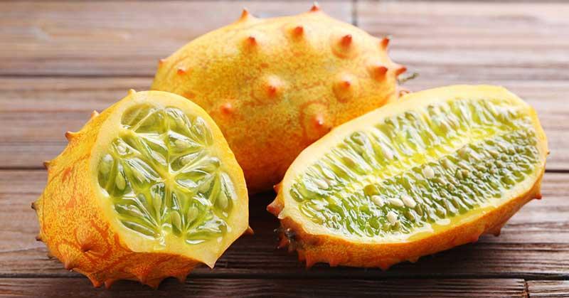 most expensive fruits: kiwano