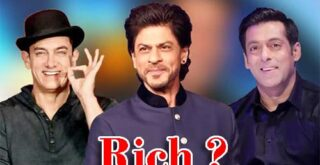 Richest Bollywood Actors