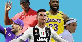 richest sportsman in the world